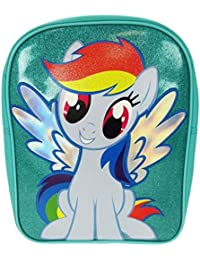 Con licencia oficial mi pequeño Pony Rainbow Dash carácter Mochila infantil