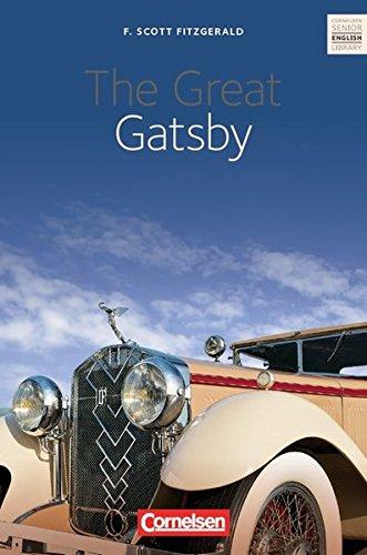 Buchcover Cornelsen Senior English Library - Literatur: Ab 11. Schuljahr - The Great Gatsby: Textband mit Annotationen