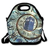 Best Doctor Who Lunch Boxes - SuperWW Doctor Who Box Lunch Bag Tote Handbag Review