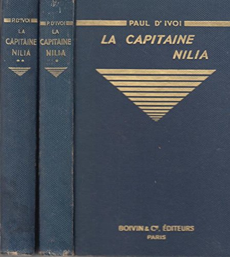 La capitaine nilia tome premier et deuxième