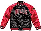 Mitchell & Ness Tough Season Satin College Jacket Chicago Bulls (XXL)