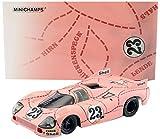 Minichamps 459.020.981,9cm Porsche 917/20Willi Kauhsen Racing Team/Joest 24h Le Mans 19711. Praxis 'Druckguss-Modell, Maßstab 1: 18