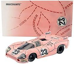 Minichamps 459.020.981,9cm Porsche 917/20Willi Kauhsen Racing Team/Joest 24h Le Mans 19711. Praxis Druckguss-Modell, Maßstab 1: 18