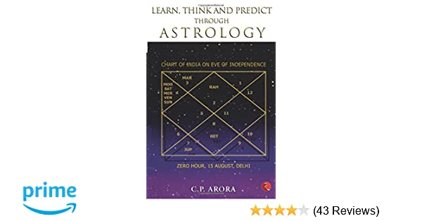 Amazon in: Buy Learn, Think and Predict Through Astrology