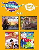 Cover of: Cambridge Reading Adventures Gold Band Pack of 7 | Anita Ganeri, Lauri Kubuitsile, Tony Bradman, Peter Millett, Jonathan Scott, Angela Scott, Jon Hughes, Catherine Bowley