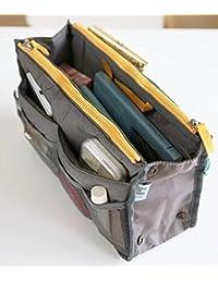 Doyeemei New Design Women's Handbag Organiser Liner Tidy Travel Cosmetic Pocket