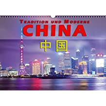 China - Tradition und Moderne (Wandkalender 2018 DIN A3 quer): Ein Land im Umbruch zwischen Moderne und alter Tradition (Monatskalender, 14 Seiten ) ... Orte) [Kalender] [Apr 15, 2017] Pohl, Gerald