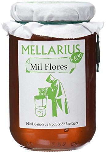 Miel de Mil Flores Ecológica Mellarius 500 g
