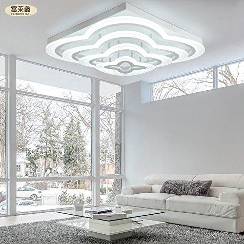 Moderna del soffitto del LED circolare fiore creativi della moda