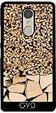Hülle für Lenovo K6 Note - Heizspaltholz by Carsten Reisinger