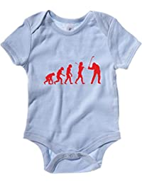 Cotton Island - Baby Bodysuit OLDENG00490 evolved to golf