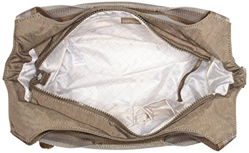 Kipling Carola, sac à main Marron (Soft Earthy C)