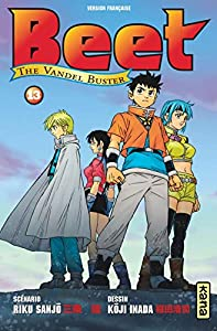 Beet the Vandel Buster Edition simple Tome 13