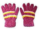#4: Platinum Exclusive multi colored kids woollen Gloves for 4- 7 years (Pack of 1 ) in SALE!