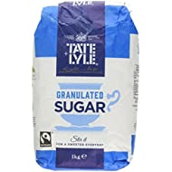 Tate And Lyle Fairtrade Granulated Sugar, 1kg