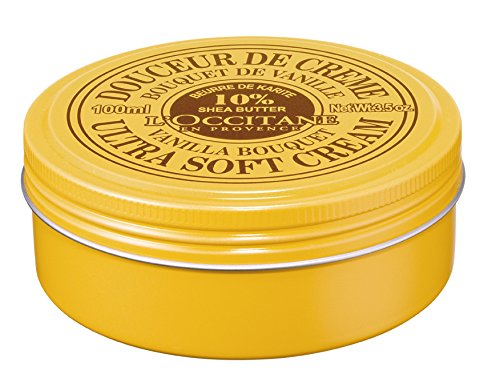L 'Occitane Ultra Soft Body Creme Vanille 100 ml