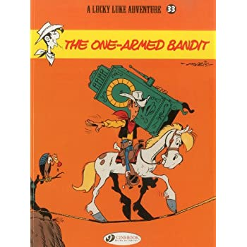 Lucky Luke - tome 33 The one armed bandit (33)
