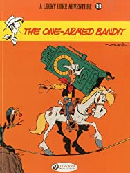 A Lucky Luke Adventure, Tome 33 : The one-Armed Bandit