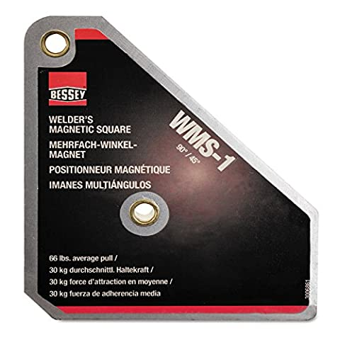 Bessey WMS-1 Magnetic Hold Down Square