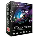CyberLink Director Suite 5 - Complete Video and Photo Editing (PC)