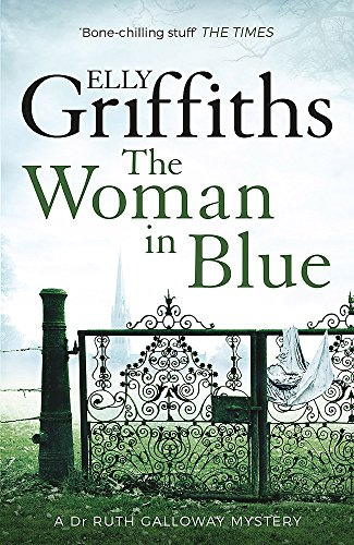 The Woman In Blue Cover Image
