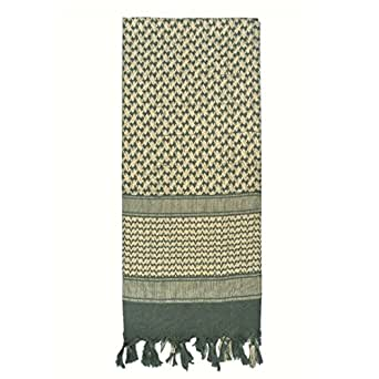 8537 SHEMAGH TACTICAL SCARF (Foliage)