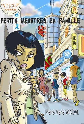Couverture du livre Petits Meurtres en Famille