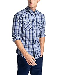 Esprit 076ee2f003, Chemise Casual Homme