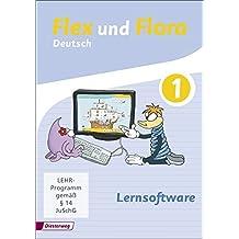 Flex und Flora 1. CD-ROM: Lernsoftware - Einzellizenz