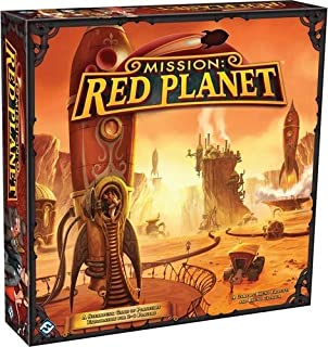 Mission: Red Planet Board Game (B00Y53YYGY) | Amazon Products