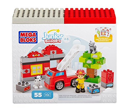 Junior Builders - Estación de Bomberos