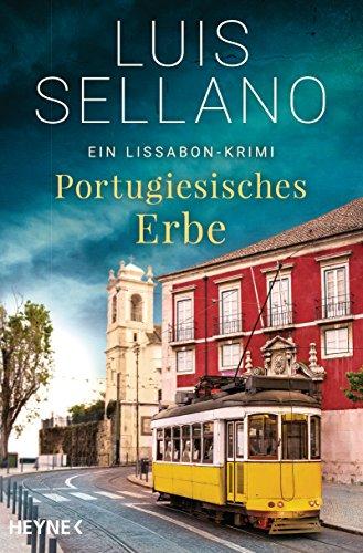 Portugiesisches Erbe: Ein Lissabon-Krimi (Lissabon-Krimis 1) - Portugiesische Kindle Ausgabe