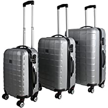 Amazon.it  set di valigie - Deuba 891faab771b