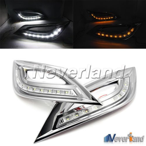 metebutm-2pcs-car-daytime-running-lights-drl-head-lamp-turn-signal-white-9-led-lights-for-hyundai-so