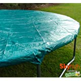 10ft Trampoline Weather Cover (Universally Fitting. Protect Your Trampoline and Keep it Clean)