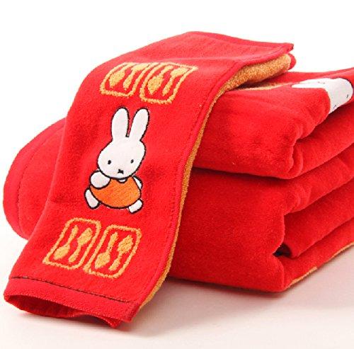 ZHFC baumwolle applique handtücher handtuch handtuch handtuch hochzeit geschenk - box,des -
