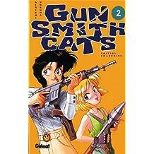 Gun Smith Cats, tome 2