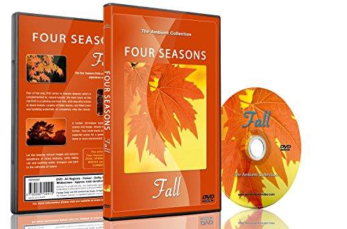 Natur DVD - Vier Jahreszeiten - Herbst mit natürlichen Klängen
