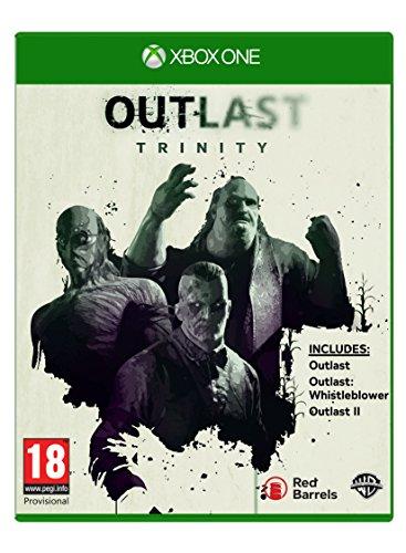 Outlast Trinity (Xbox One) - [Edizione: Regno Unito]