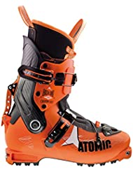 Atomic - Backland Carbon Light, color orange , talla 26/26.5