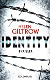 The Distance: A Thriller by Helen Giltrow front cover