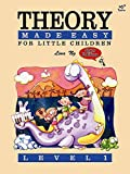 Theory Made Easy for Little Children Level 1: 1