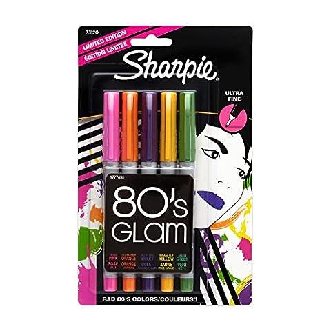 Sanford encre Sharpie Ultra Fine Point limitée ED markers-80de Glam