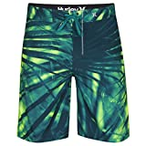 Hurley Board Shorts - Hurley Phantom JJF II Board Shorts - Rio Teal