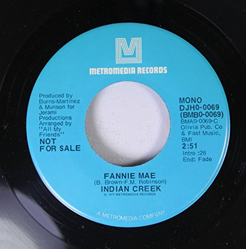 indian-creek-45-rpm-fannie-mae-fannie-mae