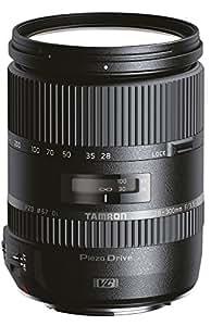 Tamron Objectif AF 28-300 mm F/3,5-6,3 Di VC PZD Noir - Monture Nikon (A010 NII)