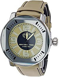 Spirit of St, Louis NX-211 reloj con correa de piel
