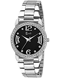 Cavalli Analogue Black Dial Women'S And Girl'S Watch-CW555