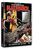 Blutrausch - Eaten Alive (1977) UNCUT 2-Disc Mediabook (Cover A) - limitiert & nummeriert auf 666 Stk. [Blu-ray] - Neville Brand, Mel Ferrer, Robert Englund, Carolyn Jones, Marilyn Burns