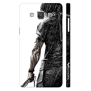 Samsung Galaxy E7 RAMBO designer mobile hard shell case by Enthopia